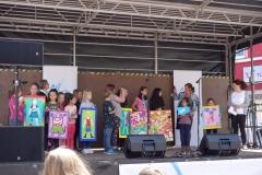 Friedensfest Afrika Musical - Foto: Birgit Bach/Nina Behr