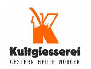 Logo Kultgiesserei